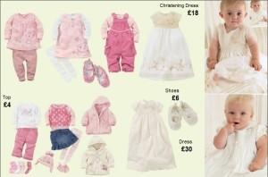 Oblečenie Next pre dievčatká