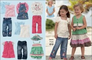 Next oblečenie pre dievčatá na bežné nosenie