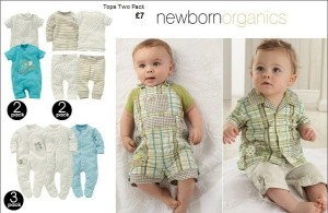 Oblečenie pre novorodencov Next