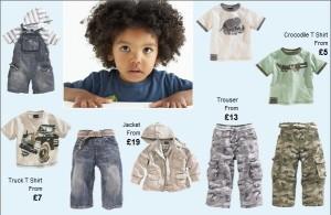 Oblečenie pre chlapcov Next