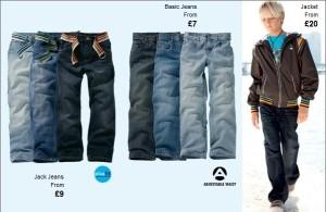 Chlapčenské oblečenie Next