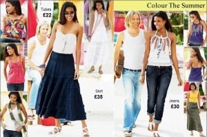 Štýlové dámske oblečenie Next