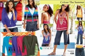 Dámska kolekcia oblečenia Next