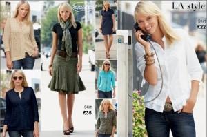 Kolekcia oblečenia Next pre bežné nosenie