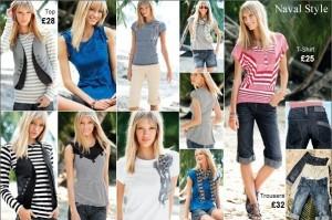 Dámska kolekcia oblečenia Next pre bežné nosenie
