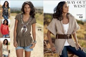 Štýlové dámske oblečenie Next pre bežné nosenie